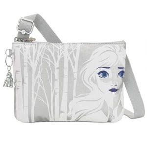 NWT Kipling Disney's Frozen 2 Raina Crossbody Bag